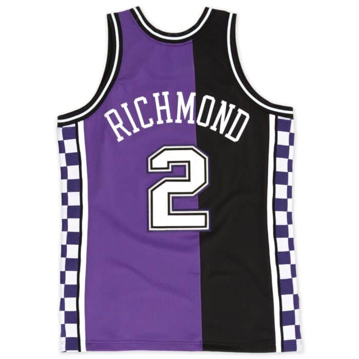 Mitch Richmond 1994-95 Authentic Jersey Sacramento Kings