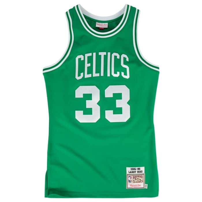 online retailer 123a2 7d5e3 Larry Bird 1985-86 Authentic Jersey Boston Celtics