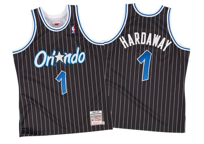 on sale 989ba ecdd6 Penny Hardaway 1994-95 Authentic Jersey Orlando Magic ...