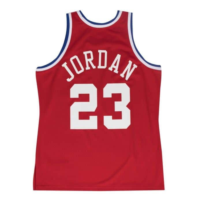 innovative design 7fe7d 72d9c Michael Jordan 1989 Authentic Jersey NBA All-Star