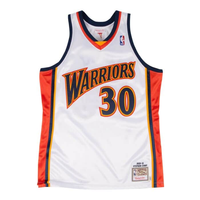 sports shoes 7ef91 0573d Stephen Curry 2009-10 Authentic Jersey Golden State Warriors