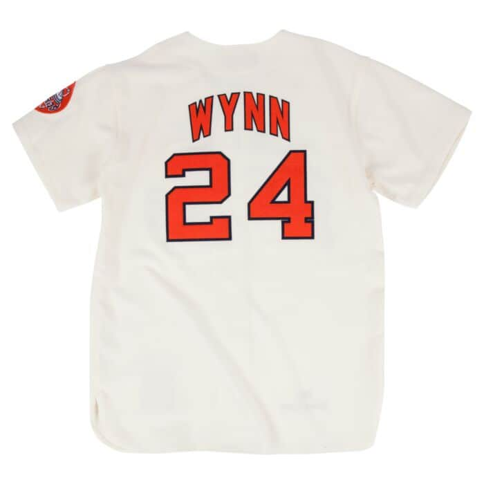 new product e58c6 bd637 Jimmy Wynn 1971 Authentic Jersey Houston Astros Mitchell ...
