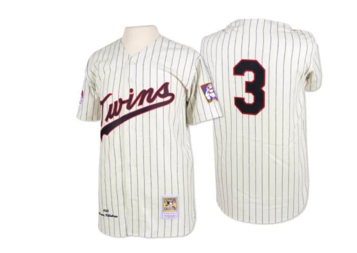 quality design 5c462 bf616 Harmon Killebrew 1969 Authentic Jersey Minnesota Twins