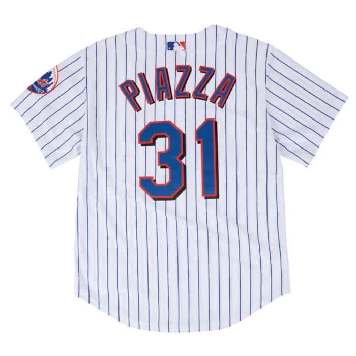 low priced 1be8e 86a6e Mike Piazza 2000 Authentic Jersey New York Mets