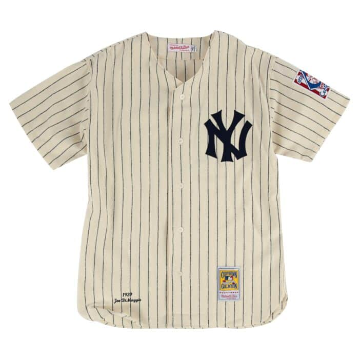 purchase cheap 46108 d01a4 Joe DiMaggio 1939 Authentic Jersey New York Yankees
