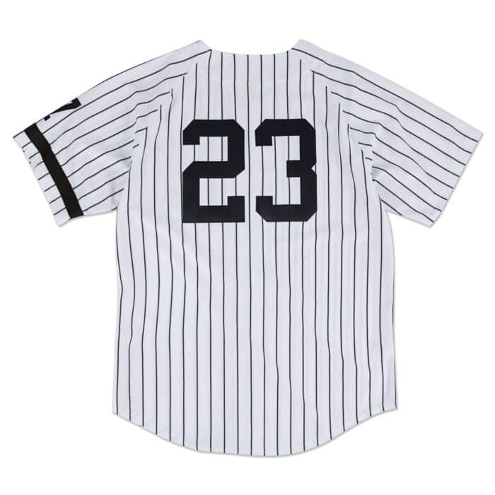 quality design 60f63 02856 Don Mattingly 1995 Authentic Jersey New York Yankees