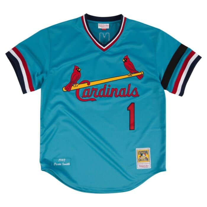 best cheap e042c 047df Ozzie Smith 1982 Authentic Jersey St. Louis Cardinals