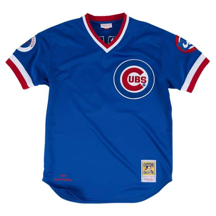 quality design e19c7 1c359 Ryne Sandberg 1984 Authentic Jersey Chicago Cubs