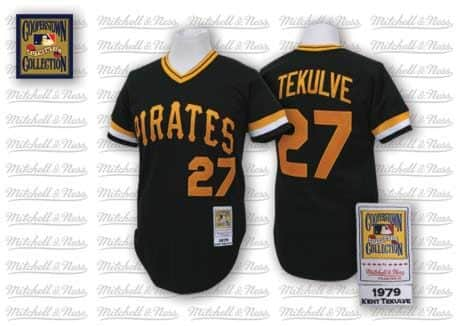 separation shoes 7c5eb b24ff Kent Tekulve 1979 Authentic Jersey Pittsburgh Pirates