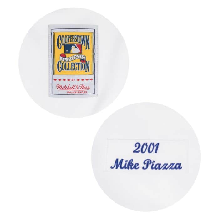 reputable site b0509 f5974 Mike Piazza Authentic Jersey 2001 New York Mets