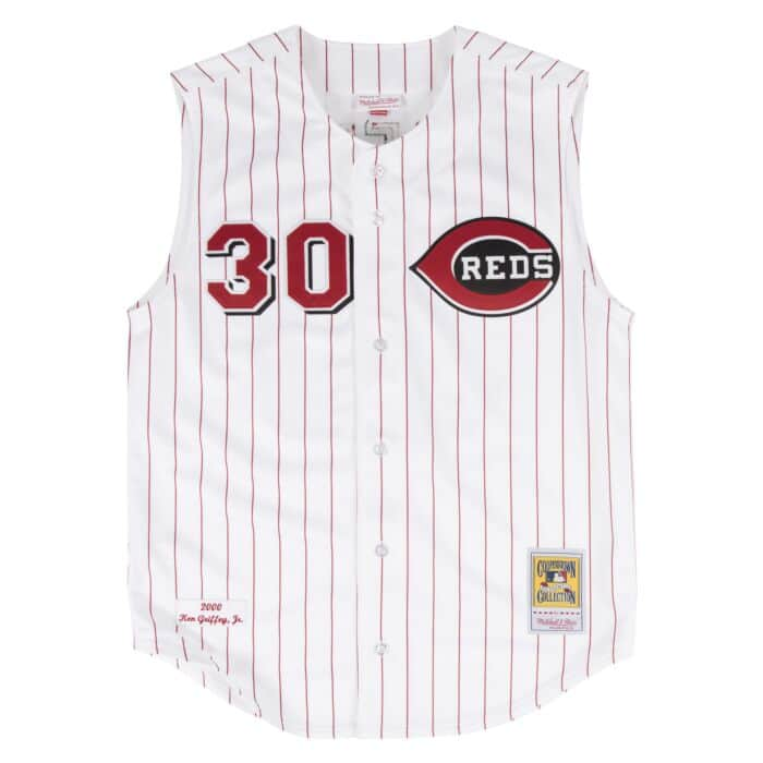 lowest price 9531a b4fe4 Ken Griffey Jr. 2000 Authentic Jersey Cincinnati Reds