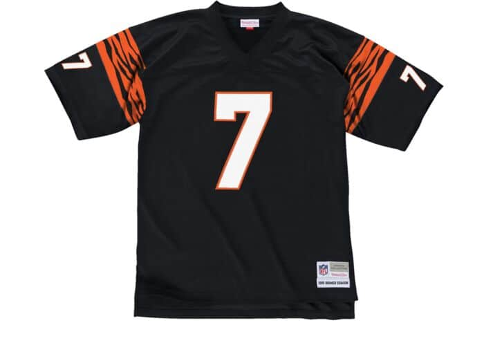 new style 03a27 a6a58 Boomer Esiason 1989 Legacy Jersey Cincinnati Bengals