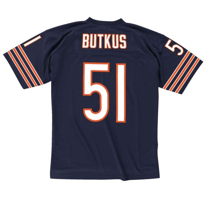 meet 80a1e aed45 Dick Butkus 1966 Legacy Jersey Chicago Bears