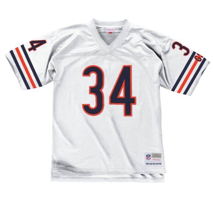 reputable site 63159 de3e0 Walter Payton 1985 Legacy Jersey Chicago Bears Mitchell ...