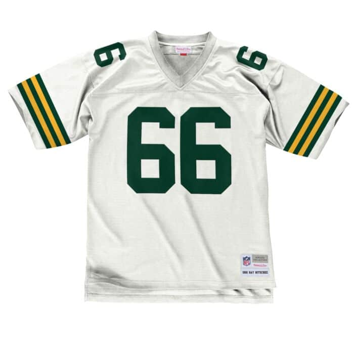 new concept 4edfc 46b9c Ray Nitschke 1966 Legacy Jersey Green Bay Packers