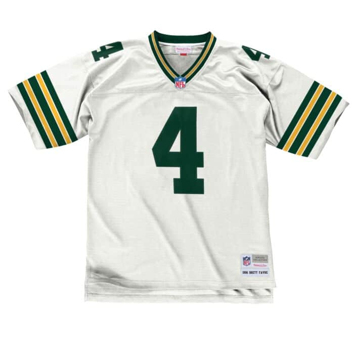 huge discount bd9e1 6764a Brett Favre 1996 Legacy Jersey Green Bay Packers
