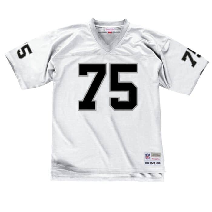 buy online 7de5f 234ba Howie Long 1988 Legacy Jersey Los Angeles Raiders