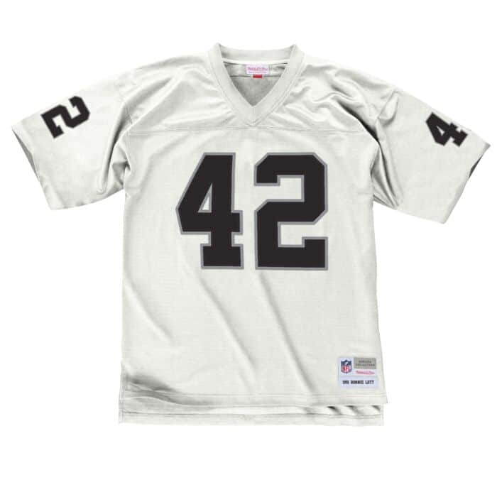 wholesale dealer 58d90 08783 Ronnie Lott 1991 Legacy Jersey Los Angeles Raiders Mitchell ...