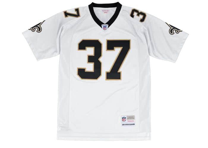 newest 716f7 f594b Steve Gleason 2006 Legacy Jersey New Orleans Saints Mitchell ...