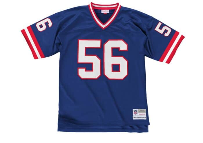 new product 416c0 3ecb6 Lawrence Taylor 1986 Legacy Jersey New York Giants Mitchell ...