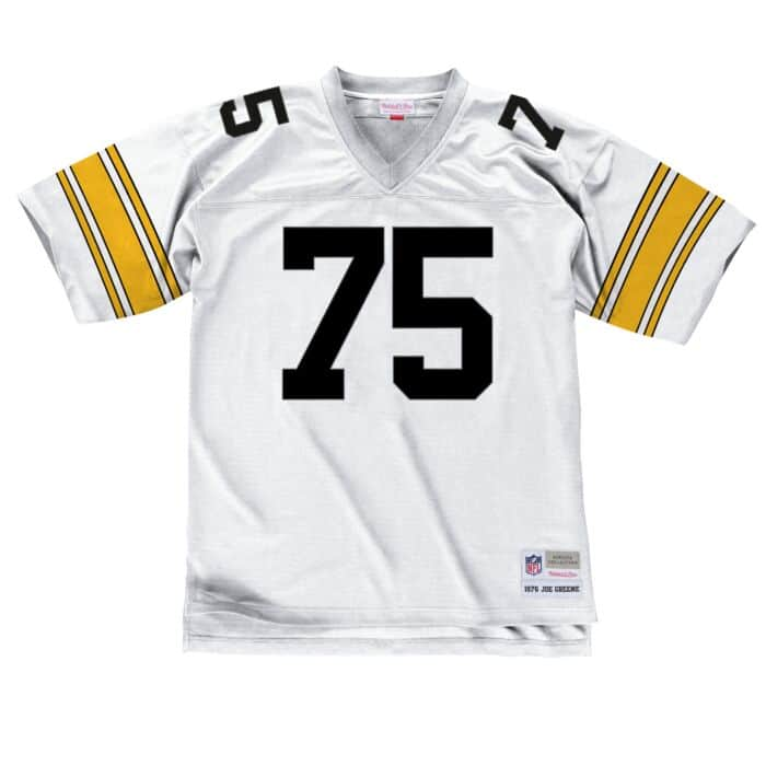 the latest a08e5 a1ea3 Joe Greene 1976 Legacy Jersey Pittsburgh Steelers Mitchell ...