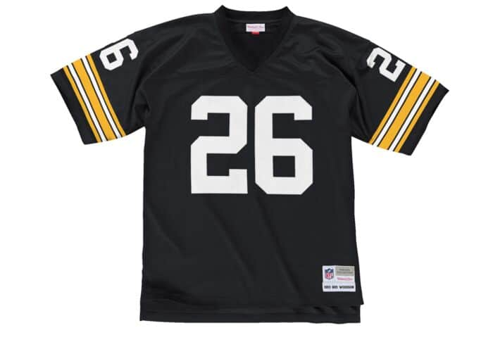huge selection of 698d1 049b2 Rod Woodson 1993 Legacy Jersey Pittsburgh Steelers Mitchell ...