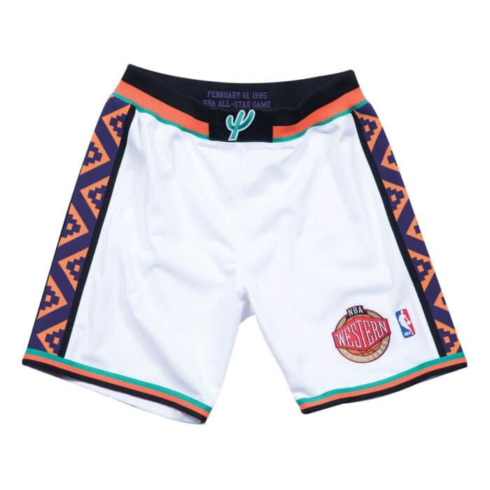 f05c492ef2b69 1995 All Star West Authentic Short