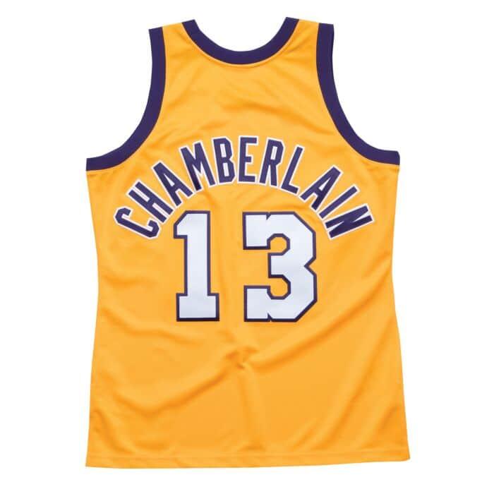 wilt chamberlain jersey