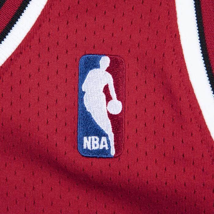 brand new 6d78f 772f5 Authentic Jersey Chicago Bulls Road Finals 1997-98 Michael Jordan