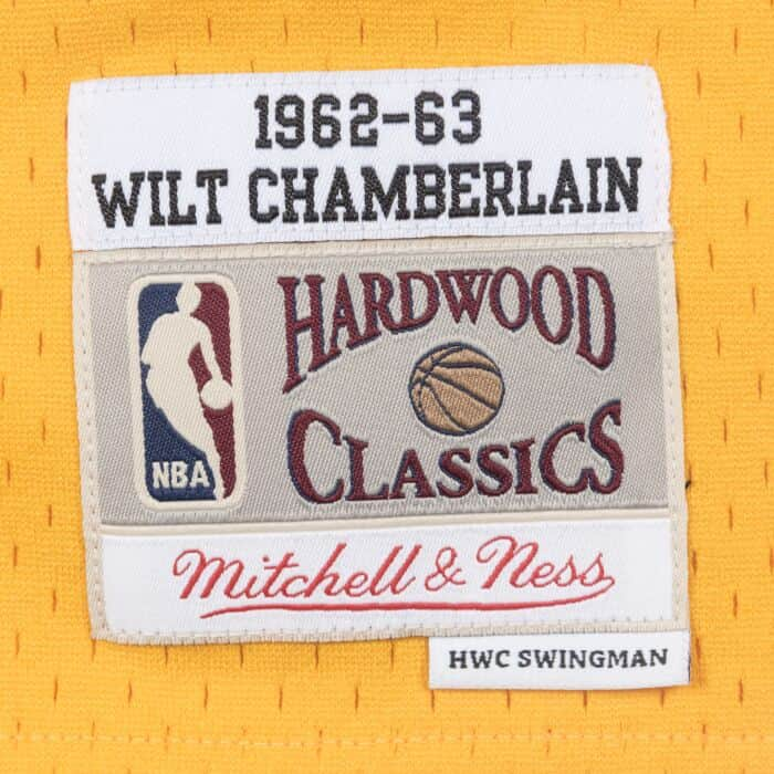timeless design 469fd bb8ee Wilt Chamberlain 1962-63 San Francisco Warriors Road ...