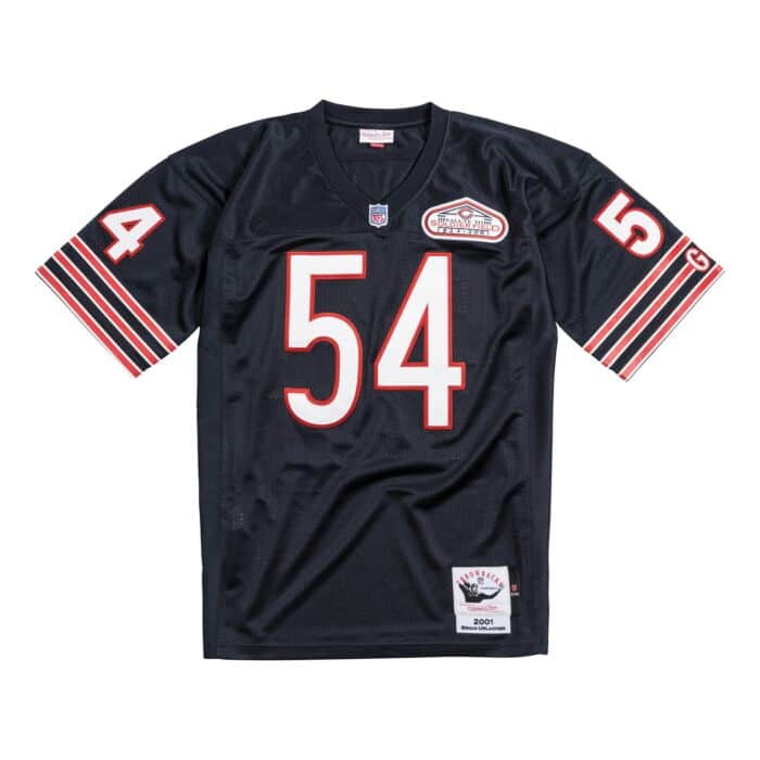 new products 709f3 77abd Brian Urlacher 2001 Authentic Jersey Chicago Bears