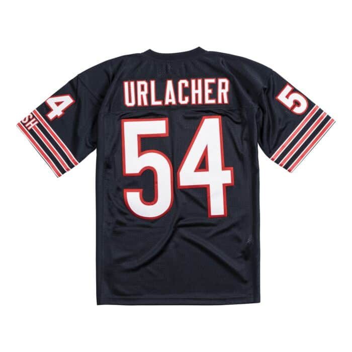 new products 7af1f 77d30 Brian Urlacher 2001 Authentic Jersey Chicago Bears