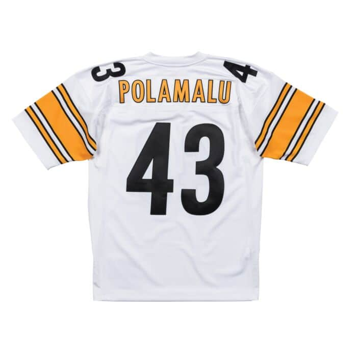 online store 091b0 53ab2 Troy Polamalu 2005 Authentic Jersey Pittsburgh Steelers