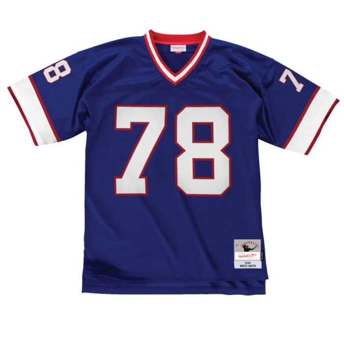 big sale 4cbf7 6e323 Bruce Smith 1990 Buffalo Bills Legacy Jersey