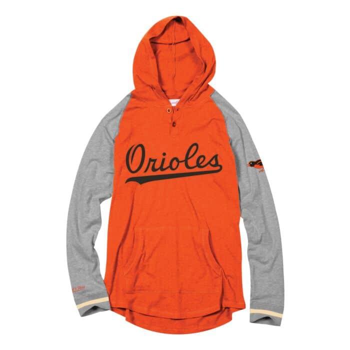 221ddeff Slugfest Lightweight Hoody Baltimore Orioles