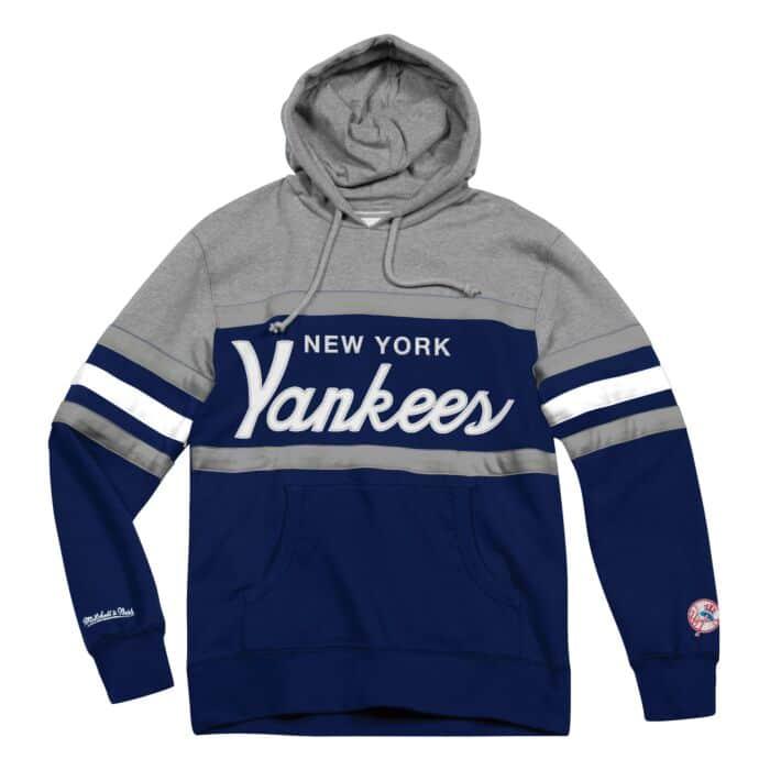 premium selection be001 142b8 Head Coach Hoody New York Yankees