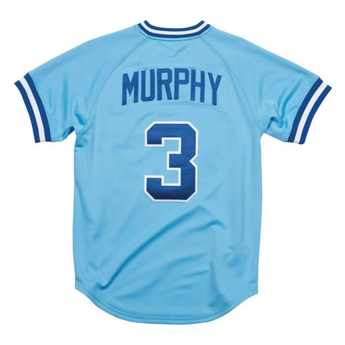 buy online b85bd 287e9 Dale Murphy 1982 Road Authentic Jersey Atlanta Braves