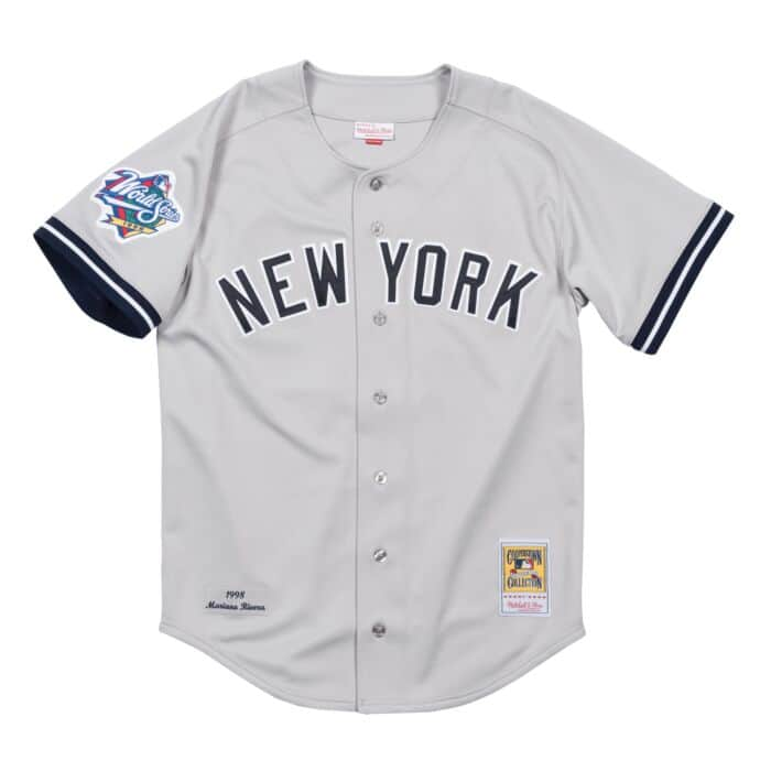sale retailer 898ff 317bc Mariano Rivera Authentic Jersey New York Yankees Mitchell ...