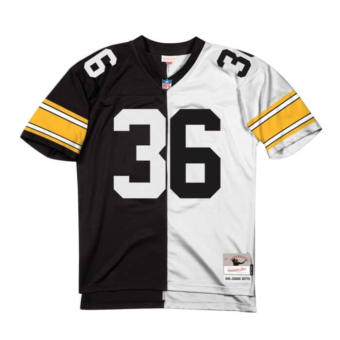 cheaper 0bd0b be996 Split Home & Away Legacy Jersey Pittsburgh Steelers 1996 ...