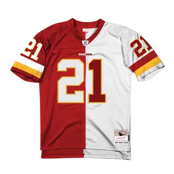 cheap for discount c40f5 e672e Split Home & Away Legacy Jersey Washington Redskins 2007 ...