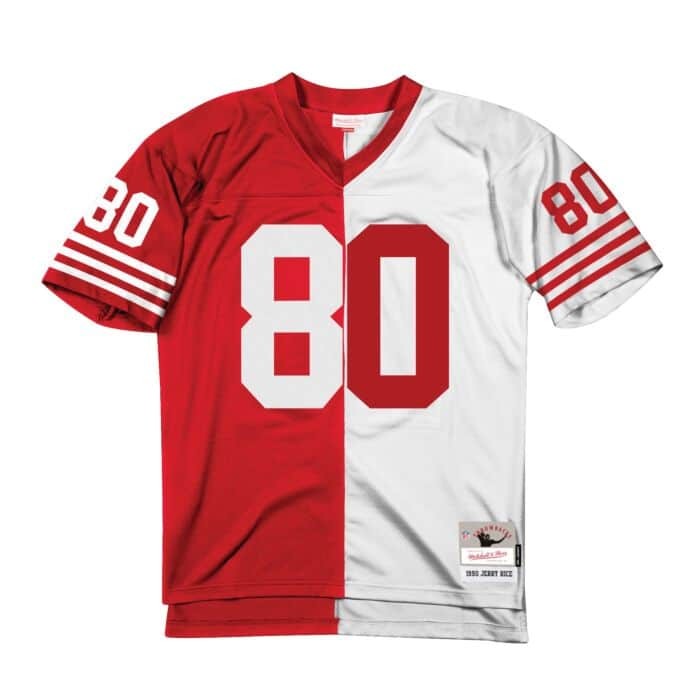 size 40 b1322 cf76f Split Home & Away Legacy Jersey San Francisco 49ers 1990 ...