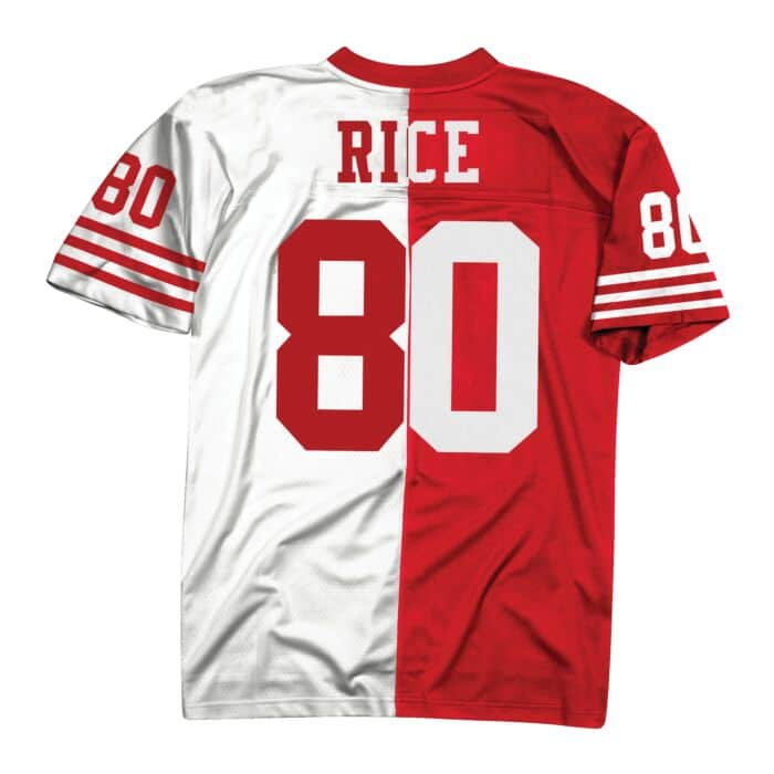 size 40 83860 a4709 Split Home & Away Legacy Jersey San Francisco 49ers 1990 ...