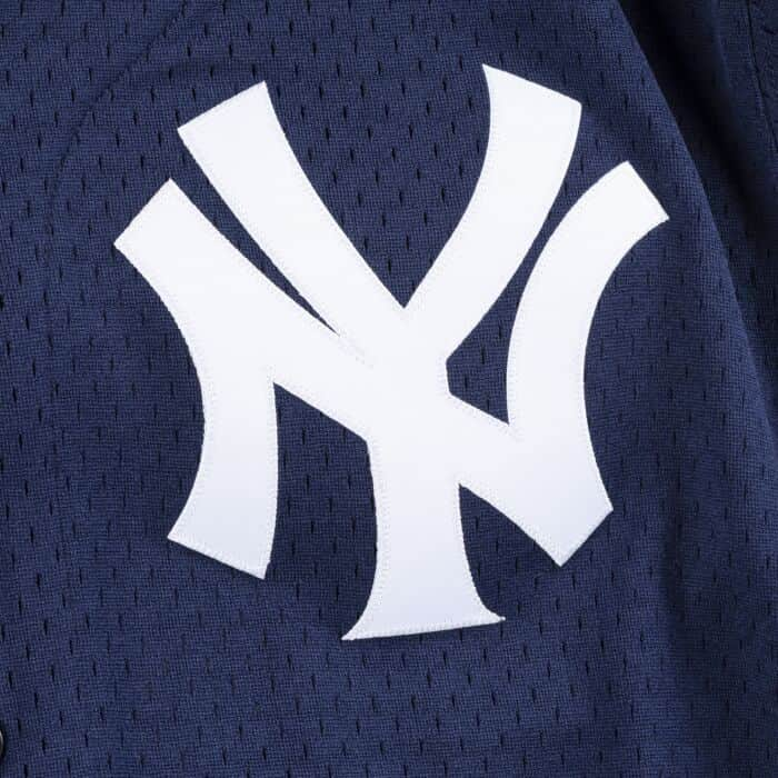 watch 32912 4a847 Authentic Mesh BP Jersey New York Yankees 1999 Mariano Rivera