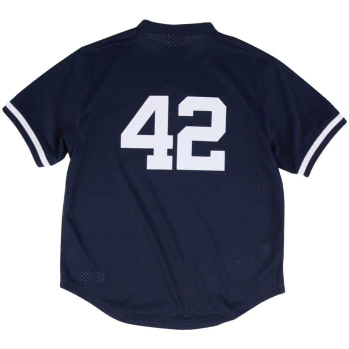 free shipping a517e 03d63 Authentic Mesh BP Jersey New York Yankees 1995 Mariano Rivera