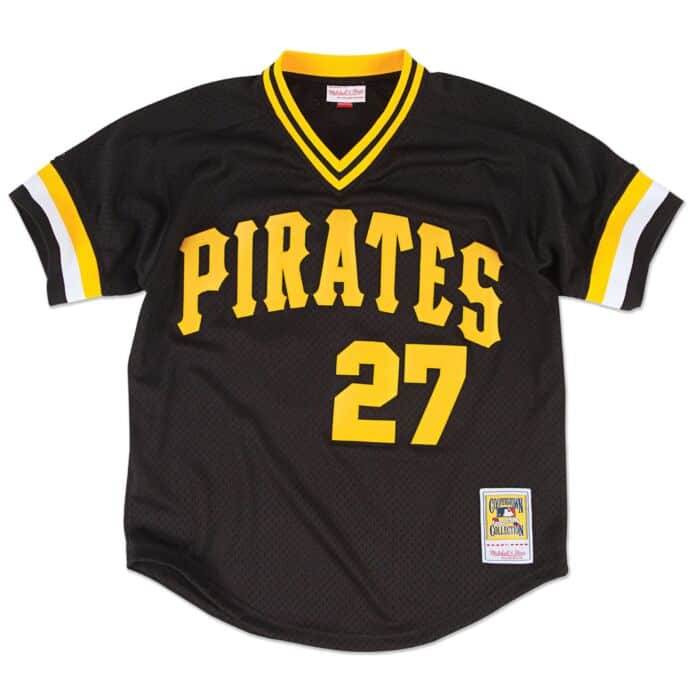 buy popular 55d0a 49f6a Authentic Mesh BP Jersey Pittsburgh Pirates 1982 Kent Tekulve