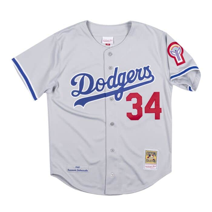 Authentic Jersey Los Angeles Dodgers