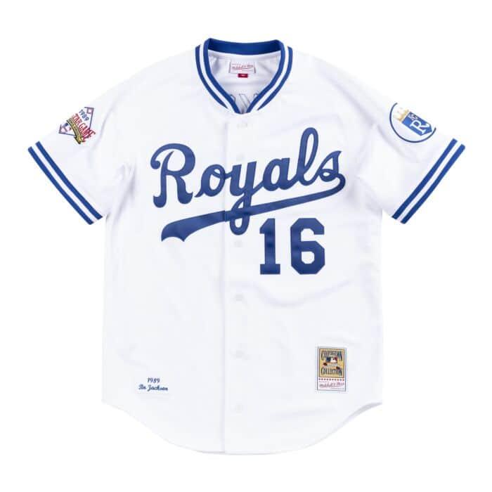 quality design abafb 348fd bo jackson royals jersey for sale