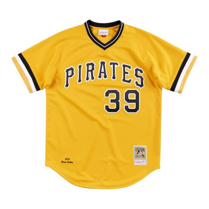 Authentic Jersey Pittsburgh Pirates Road World Series 1979 Dave Parker
