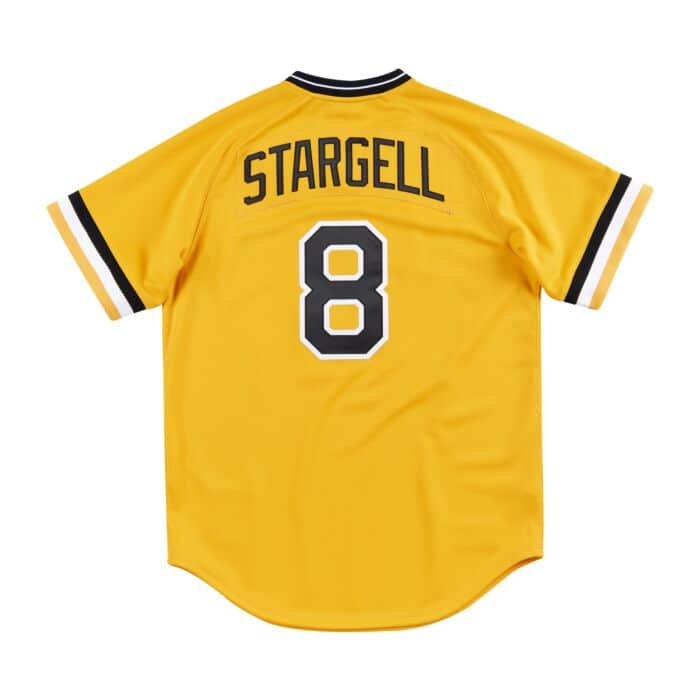 detailed look f8268 7f90e Authentic Jersey Pittsburgh Pirates Road World Series 1979 Willie Stargell