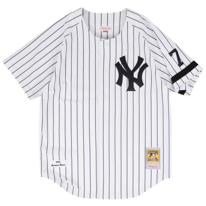 best website 8dfa3 c4c29 Authentic Jersey New York Yankees Home 1995 Mariano Rivera